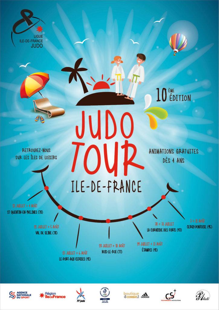judo tour 2020